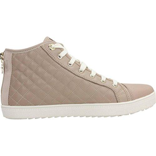 Womens Chaussures De Sport, De Couleur Marron ??? N, Geox, Chaussures De Sport Modèle Geox Amarante B D ??? N Marr