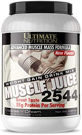 Universal Nutrition Muscle Juice 2544 Cookies und Cream, 1er Pack (1 x 2.3 kg)