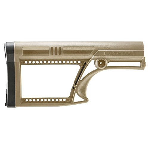 LUTH-AR Skullaton Lightweight A1/A2 Fixed Stock (MBA-2) - Flat Dark Earth