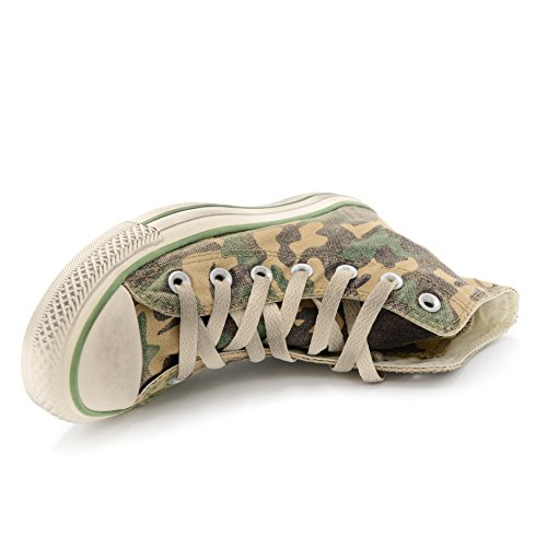 Converse Limited Edition sneakers unisex alte camo art.1c14sp27. TG. 41