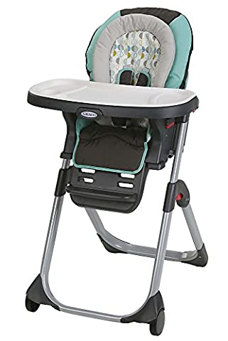 Graco DuoDiner LX Baby High Chair, Groove (Stages Lx)