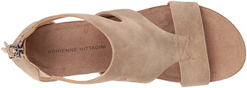 Vittadini Footwear ds Wedge Women's Adrienne Sand Tricia Sandal dCwzx5