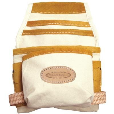 McGuire-Nicholas 683-CH Canvas Pouch with 10 Packet, Natural by McGuire-Nicholas
