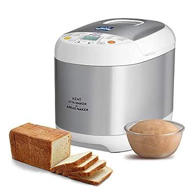 KENT - 16010 Atta and Bread Maker 550-Watt (Steel Grey) 7