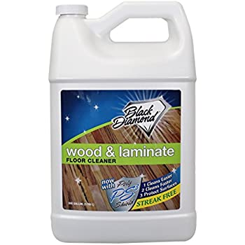 Cleaner For Laminate Floors cleaning laminate flooring red dry mop cleaning laminate floors Black Diamond Wood Laminate Floor Cleaner 1 Gallon For Hardwood Real Natural Engineered Flooring Biodegradable Safe For Cleaning All Floors
