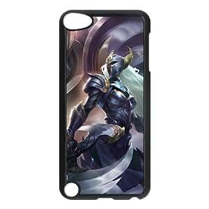 iPod Touch 5 Case Black League of Legends Warden Sivir LOL-STYLE-7013