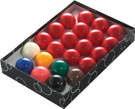 POWERGLIDE 57110 - Bolas de Snooker (53 mm, 22 Unidades): Amazon ...