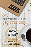 img - for So, You Want to Join the Gig Economy...Now What?: Tales From a Freelance Veteran book / textbook / text book