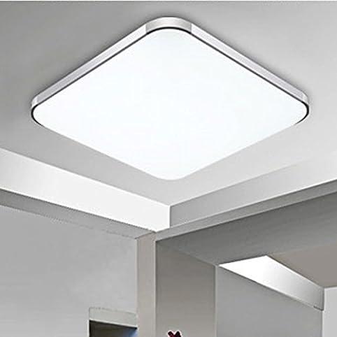 VINGO® 12W LED Deckenleuchte Deckenlampe Im Wohnzimmer Badleuchte Esszimmer  Schlafzimmer Deckenbeleuchtung Büros Innenleuchte Modern Decke