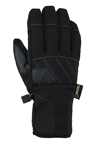 Gordini Black Glove (Gordini Women's Challenge XIV Gloves, Black , Large)