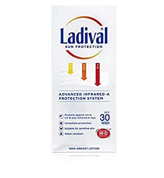 50d62be54 Ladival Sun Protection Lotion SPF30 200ml: Amazon.co.uk: Beauty