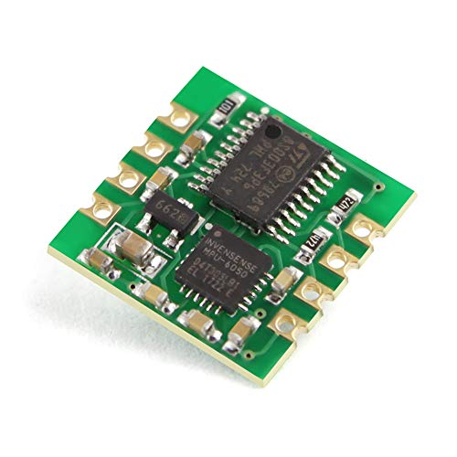 WitMotion WT61 High-Accuracy 6-Axis MPU6050 TTL Acceleration Sensor,  Angle+Gyroscope+Accelerometer(+-2g/4g/8g/16g), Unaffected by Magnetic  Field, IIC