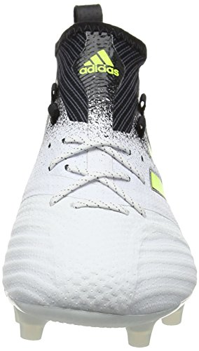 17 Black Core Football Ace adidas Homme de 1 Chaussures Solar FG Yellow Blanc Footwear White 64p4xOw