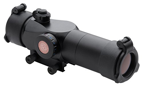Truglo Triton Tactical Red Dot Sight 30mm Tri-Color R/G/B