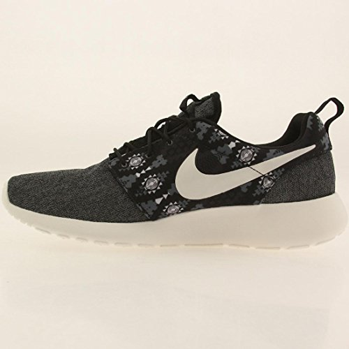 cheap sale best sale NIKE Roshe One Print Mens Trainers 655206 Sneakers Shoes Black/Sail-anthracite-cl Grey discount cheap pre order online newest cheap price CeDVskW