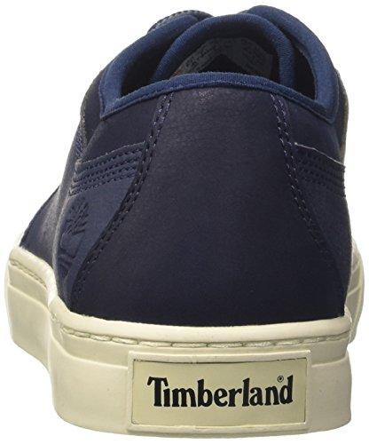 Timberland Dauset, Scarpe Stringate Oxford Uomo Blu (Black Iris)