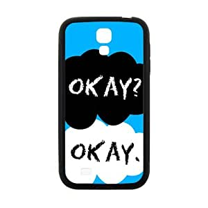 Okay? Okay Fahionable And Popular High Quality Back Case Cover For Samsung Galaxy S4 by icecream design