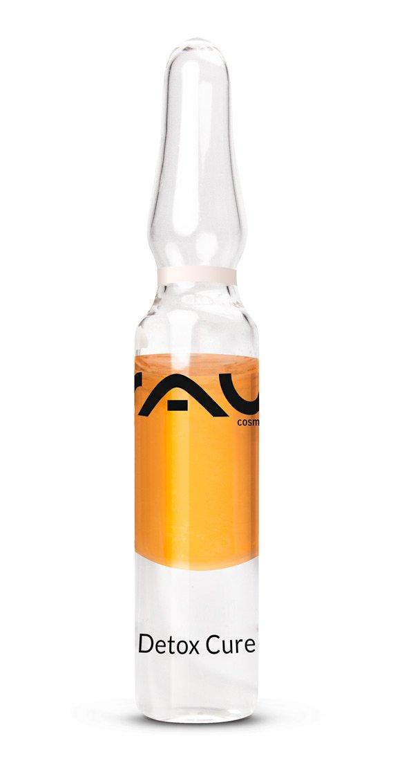 Ampollas RAU Detox Cure para la desentoxicacion de la piel ...