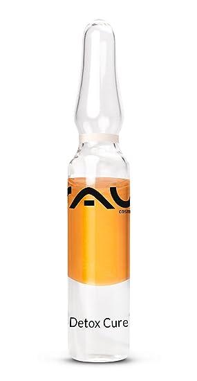 Ampollas RAU Detox Cure para la desentoxicacion de la piel: Amazon ...