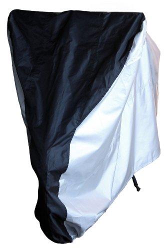 4MyCycle Waterproof Cover Black Silver