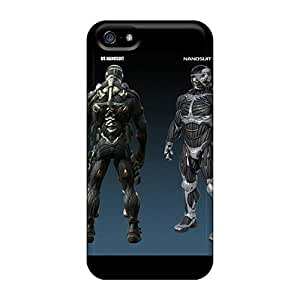 For Iphone 5/5s Protector Cases Crysis Phone Covers