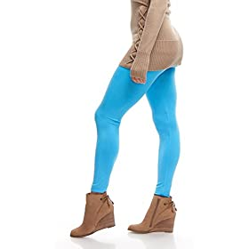 - 410YyCh FnL - LMB | Seamless Full Length Leggings | Variety Colors | One Size