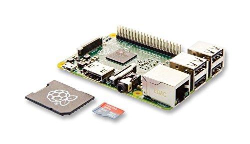 Raspberry Pi Model Class pre loaded