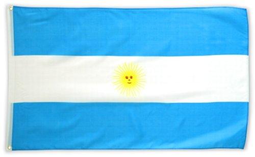 Bandiera Argentina 90 x 150 cm