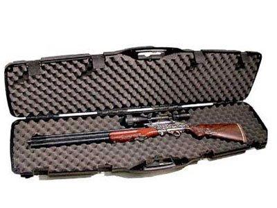 Plano Single Scoped Rifle Case + Installation, 51.5