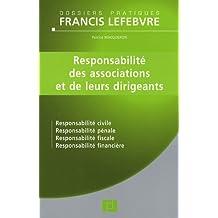 Responsabilite Association.. Dirigeants