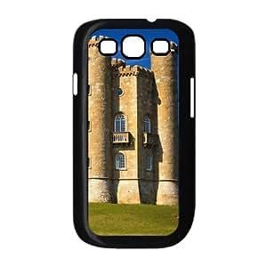 Custom Fairytale Castle Design Samsung Galaxy S3 Plastic Case Cover