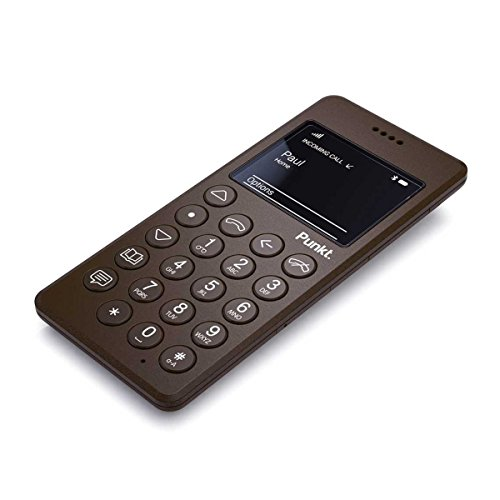 Punkt MP 01 Mobile Phone - US Brown