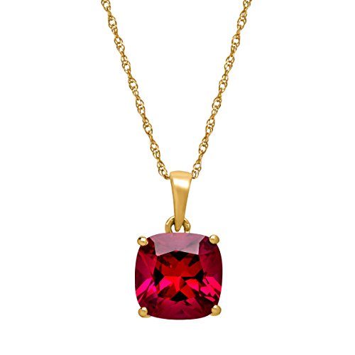 2-78-ct-Created-Ruby-Pendant-Necklace-in-14K-Yellow-Gold-18