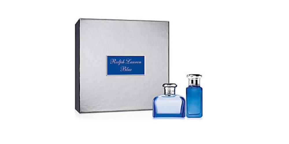 Blue Ralph Lauren Women 2pc Set: 4.2 oz Eau de Toilette Spray + 1.0 oz Eau de Toilette Spray