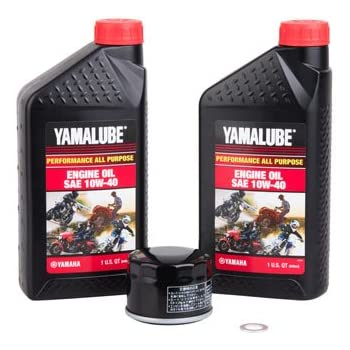 yamaha grizzly 660 oil change