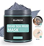 Face Mask Dead Sea Mud Mask, Facial Mask for Acne, Blackhead and Oily
