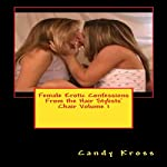 Female Erotic Confessions From the Hair Stylists' Chair, Volume 1 | Candy Kross
