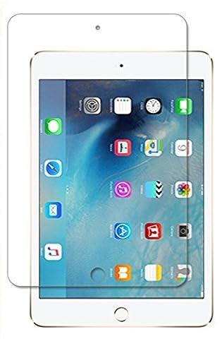 iPad Mini 4 Screen Protector, Shatter-Proof Tempered Glass Protector Film for Apple iPad Mini 4 (Ipod 4 Screen Glass)