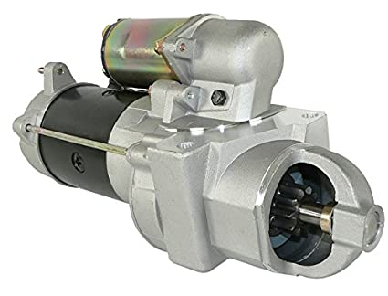 DB Electrical Snk0002 Chevy Gmc Truck Starter For 6 2 6 5 6 2L 6 5L Diesel  High Torque C/K/R/V/ Series 89 90 91 92 93 94 95 96 97 98 99 00 01 02 /