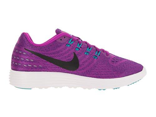 Nike Kvinnor Lunartempo 2 Löparsko Hyper Violett / Svart / Harmoni / Gamma Blå