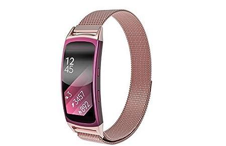 Samsung Gear Fit 2 Correa,Sumin® Correa de reloj de pulsera ...