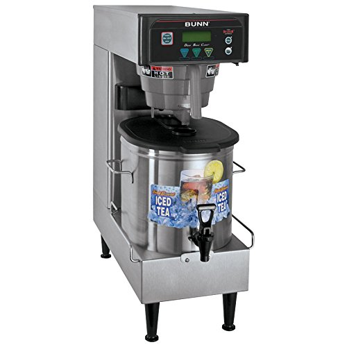 Bunn Tea Brewer Infusion - 3 Gallon Low Profile Brewer - 41400-0004