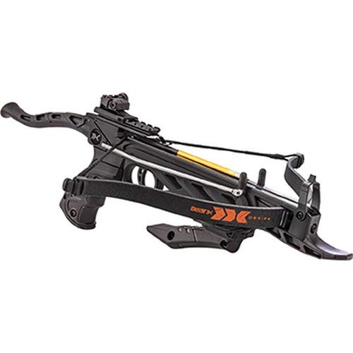 Bear X Desire Self-Cocking Pistol Crossbow with 3 Bolts