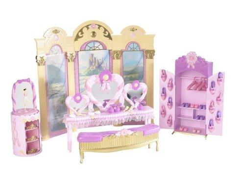 (Barbie And The 12 Dancing Princesses Princess Vanity)