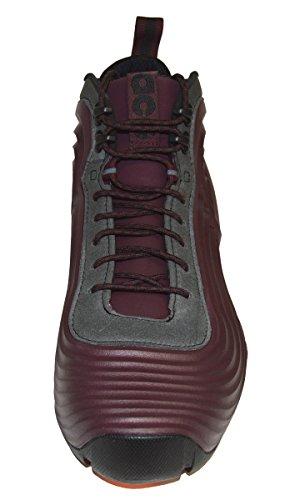 Nike Lunardome En Sneakerboot Mens Burgundy / Svart
