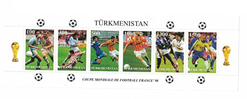 The 8 best turkmenistan stamps