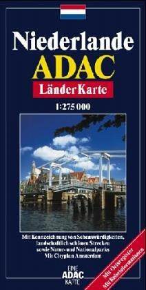 ADAC Karte, Niederlande