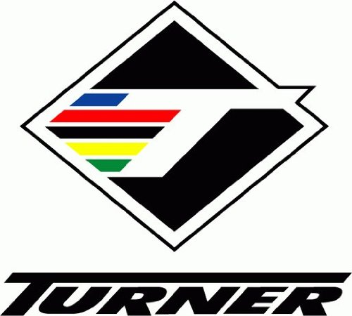 Turner Bikes Cycling Bumper Sticker 5