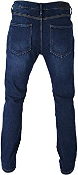 Oxford Original Approved Slim Mens Motorcycle Jeans 2 Year Aged