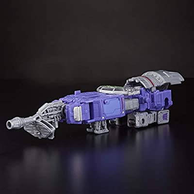 Transformers Toys Generations War for Cybertron Deluxe WFC-S36 Refraktor Action Figure - Siege Chapter - Adults and Kids Ages 8 and Up, 5.5-inch: Toys & Games